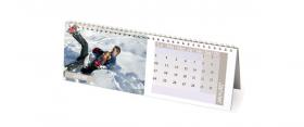 Pour la maison comme pour le travail : pensez au calendrier photo de bureau !