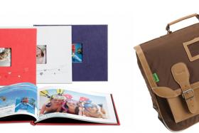 La rentrée, le moment idéal pour vos livres photo