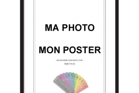 Mon agrandissement photo sur poster !
