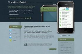 Vos tirages photo gratuits, depuis votre mobile !