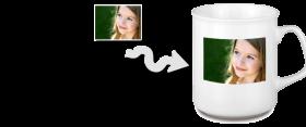 Cadeau malin pour Noël : Le mug photo personnalisé !